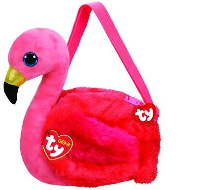 Gilda The Flamingo Shoulder Bag • 9.99£