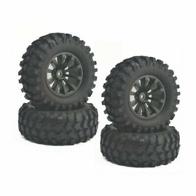 1/10 RC Off Road Car Beach Rock Crawler Tire Wheel Rim Crawlr 96mm 108mm 1.9  • 15.99£