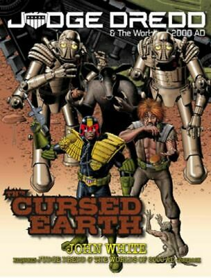 Judge Dredd And The Worlds Of 2000 AD RPG - The Cursed Earth • 27.99£