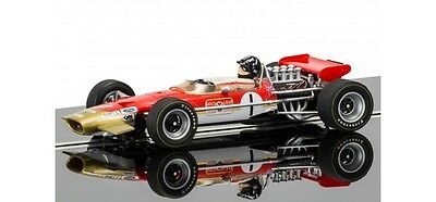 Scalextric - C3701A Team Lotus 49 - Graham Hill - Gold Leaf - NEW • 39.99£
