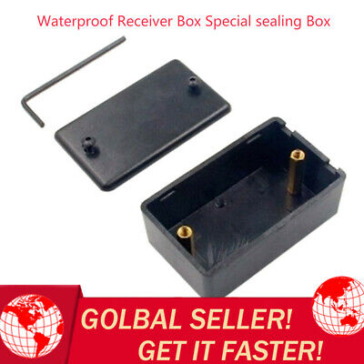 HOT Sealed Waterproof Receiver Box Special Sealing Box For RC Car Boat • 8.93£
