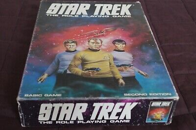 Star Trek The Role Playing Game • 35£