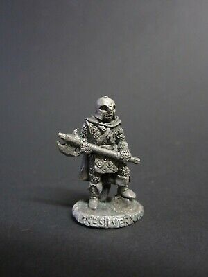 Citadel Miniatures Fighter - The Silver Knight C01 Metal Miniature • 11.95£