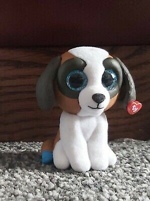 TY Mini Boos Collectibles Series 1 Duke The Dog. • 1.49£