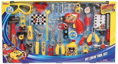 Mickey The Roadster Racers Tool Set Disney Junior Pit Crew Just Play • 15.44£