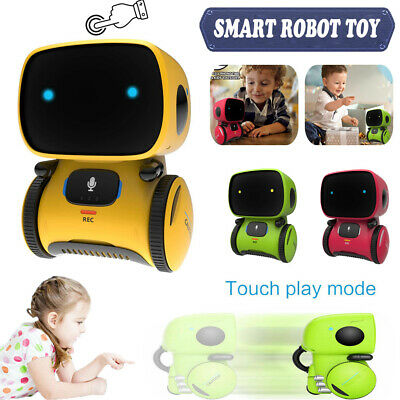 Smart Robot Toys Voice Control Dancing Walking Interactive Educational Toys Gift • 18.99£