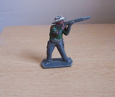 LONE STAR HARVEY SERIES PLASTIC COWBOY With RIFLE - VINTAGE - 1960s  • 2.40£