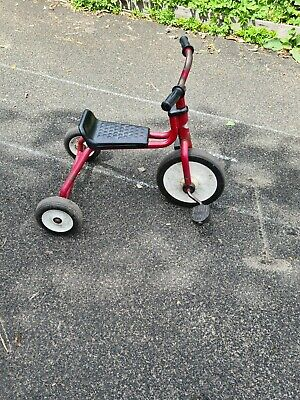 Childrens Metal Tricycle. Suitable For 2-4 Yr Olds • 0.99£