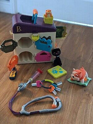 B. Pet Vet Toy Used But VGC • 10£