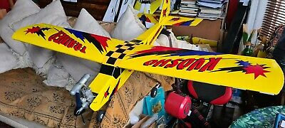 Radio Controlled Kyosho Trainer Plane PNP With Field Box  • 160£