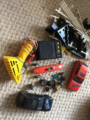 Assortment Of Scalextric Bits, To Include 1960's Lotus, Hornby Festa • 9£