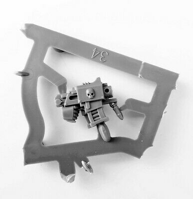 Warhammer 40K Space Marine Storm Bolter X1 - Right Hand • 0.99£