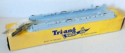 Triang Minic Waterline Ships (1959-64) M.885 Floating Dry Dock (Boxed) • 26.99£