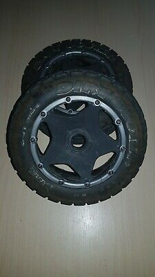 Rc 1/5 Baja Front Wheels And Tyres Dirt Busters  • 6.50£