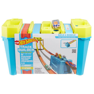 Hot Wheels Track Builder Unlimited Multi-Lane Speed Box • 28.90£