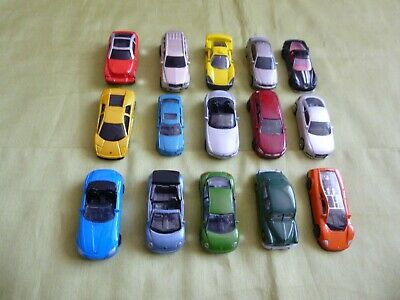 Collection Of 15 Brand Marques Cars. . • 9£