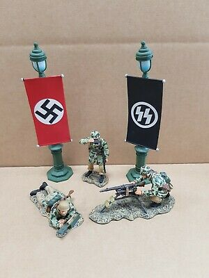 King And Country Germany Fallschirmjager + Leibstandarte 5 Piece Set • 199.99£
