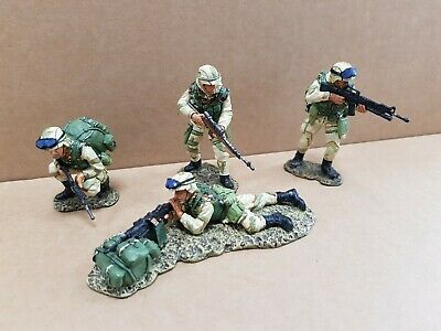 King And Country Special Forces - 4 Piece Set • 169.99£