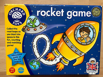 Orchard Toys Rocket Game • 2£