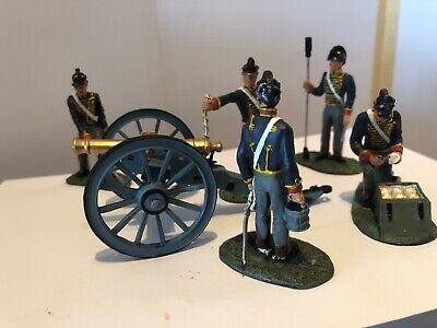 00290 Britains, Royal Artillery Unit With Cannon • 27.99£