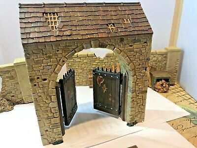 SP18 Defence Works - French Farmhouse Courtyard • 116.01£