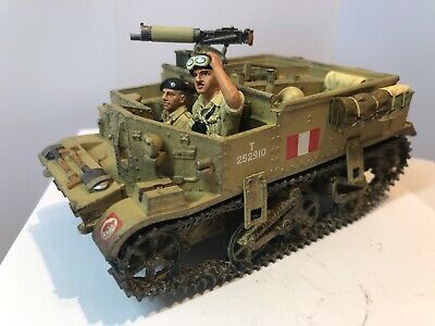 EA41  8th Army ,Universal Carrier, Slight Damage • 39£
