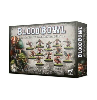 Blood Bowl The Underworld Creepers  • 21£