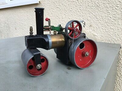 Mamod SR1A Steam Roller, Not Tested, Sold As Seen, New Whistle Fitted. • 20£