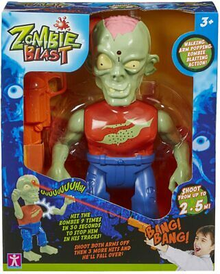Zombie Blast Electronic Shooting Game - New • 24.99£