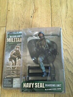 McFarlanes Military Action Figure Navy Seal Boarding Unit  • 16.99£