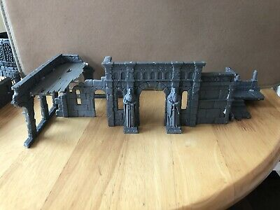 Ruins Of Osgiliath - Lord Of The Rings Warhammer Scenery • 40£