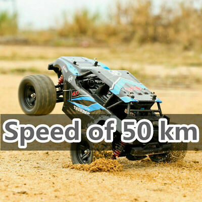 Large 1:18 Remote Control Car Vehicle 4WD FAST Truck Off-Road Toy Gifts Kids UK • 46.39£