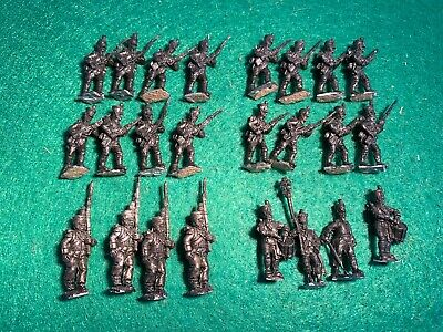15mm Napoleonic French Line Infantry Unbased Primed 24 Units With Command • 4.30£
