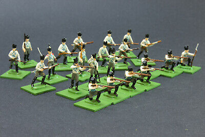 1/72 Scale Painted FRENCH INFANTRY Napoleonic 22 Figures • 29.03£