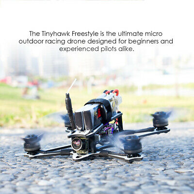 EMAX Tinyhawk 2.5  Freestyle BNF 2s FRSKY Outdoor Drone Carbon Fiber Quadcopter • 79.90£