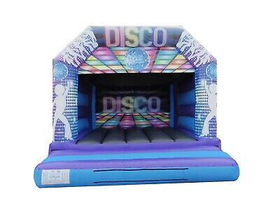 Adult Disco Commercial Bouncy Castle For Sale (Brand New) - Premier Inflate Ltd • 1,194£