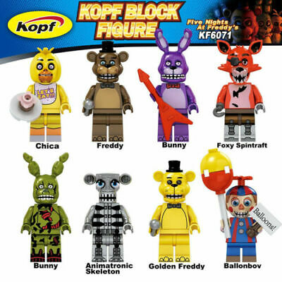 Five Nights At Freddy's - Brand New LEGO Minifigure Gift For Kids Collection • 10.99£