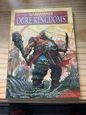 Warhammer Fantasy Battles - 'Ogre Kingdoms' Army Book - 8th Edition (1254) • 21£
