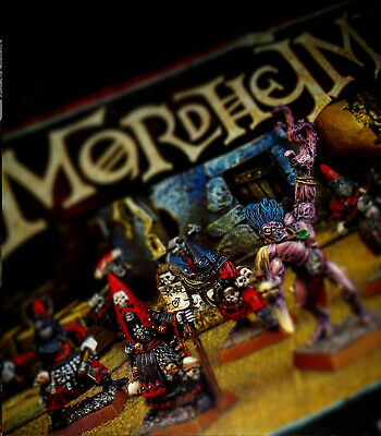 Mordheim Possessed Warband - Complete And Boxed - Warhammer Citadel • 95£
