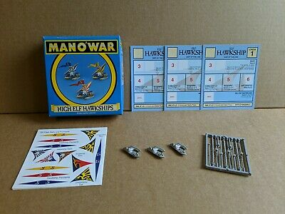 Man O'war High Elf Hawkship  • 60£