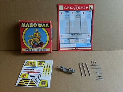 Man O'war Imperial Empire Greatship • 65£