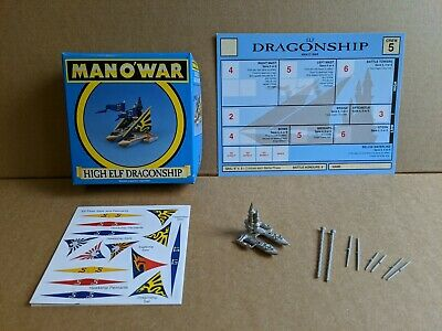 Man O'war High Elf Dragonship  • 60£