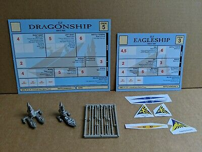 Man O'war High Elf Dragonship Eagleship  • 55£
