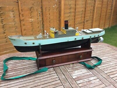 Live Steam Boat  • 399£