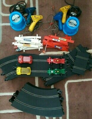 VINTAGE Job Lot Of Scalextric : Track, Cars, Controllers Etc.  • 39.99£