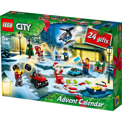Lego 60268 City Advent Calendar 2020 • 21.99£