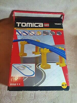 TOMY Tomica Track Set 85211 Complete In Box B29 • 13£
