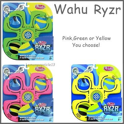Wahu Ryzr Outdoor Flying Disc Frisbee • 11.95£