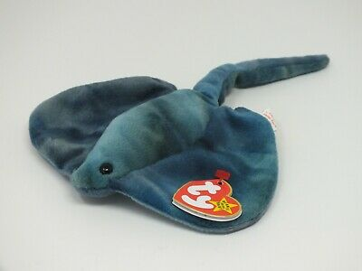 Ty Beanie Baby Sting The Stingray With Tags • 2.20£
