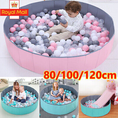 Large Foldable Kids Game Play Toy Tent Ocean Ball Pit Pool Children Baby Indoor • 18.96£